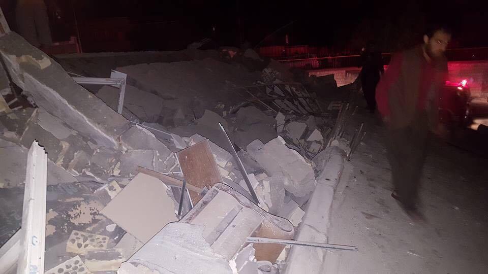 صحيفة العراق: وزير خارجية تركيا يعلن على تويتر استعدادهم لمساعدة العراقيين بسبب زلزال حلبجة