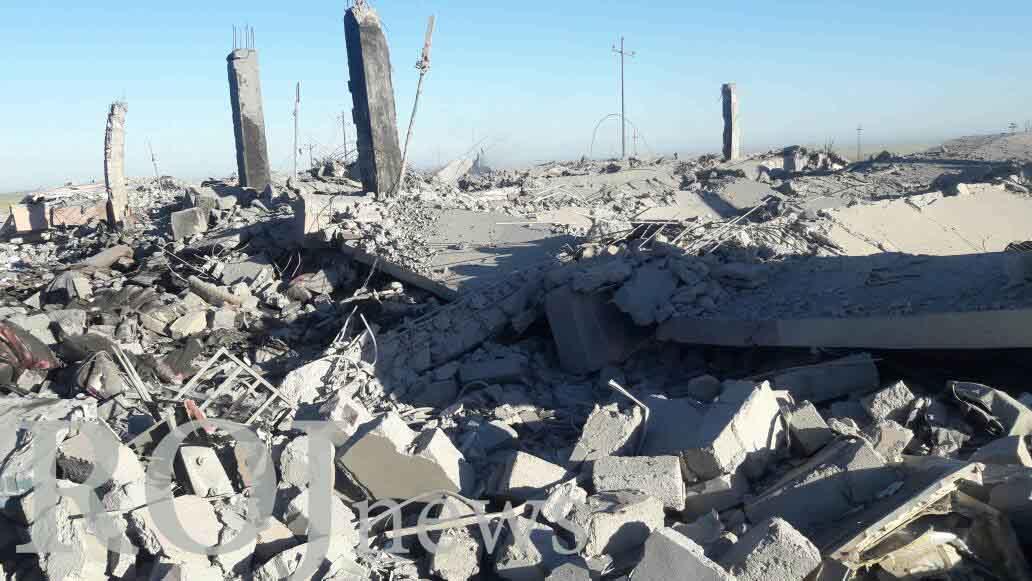 28 طائرة تركية تقصف سنجار والحشد الشعبي يعلن بدء معركة الحضر
