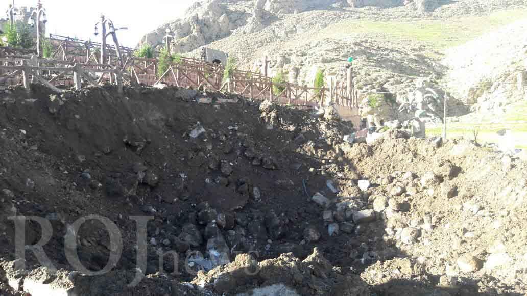 تركيا تشن هجوما على حزب العمال ولواء العتبة الحسينية يعلن بدء معركة الحضر ومقتل وجرح 14 بيشمركة